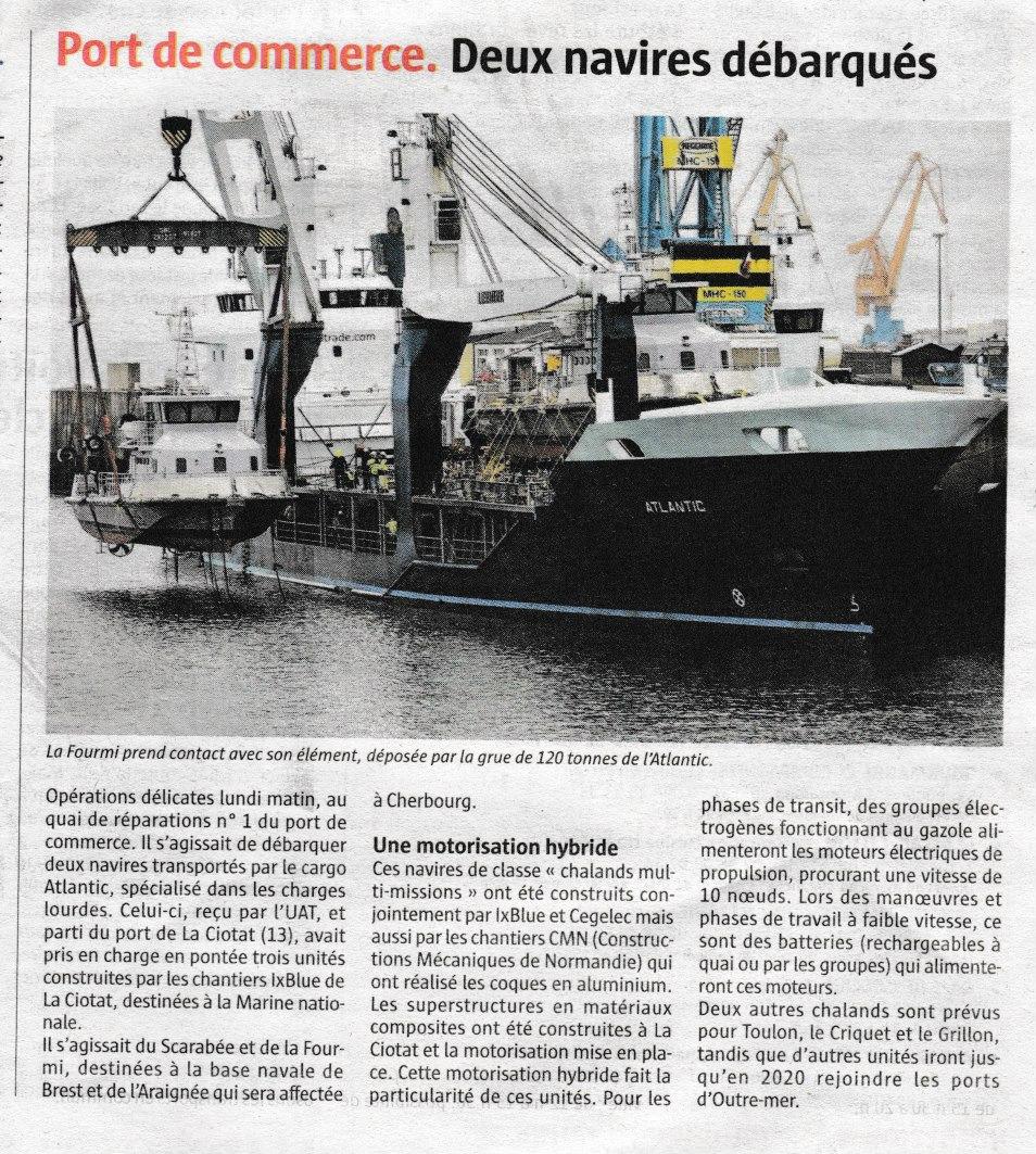[Les ports militaires de métropole] Port de BREST - TOME 3 - Page 12 Brest_11