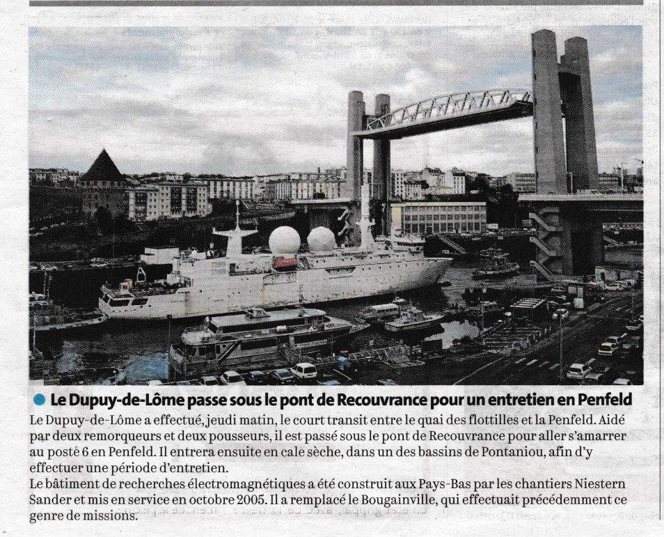 Dupuy de Lome (A759) Dupuy10