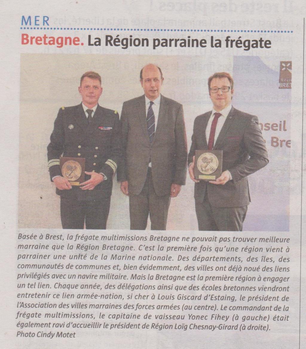[ Divers frégates ] FREMM Bretagne  - Page 4 Numzor15