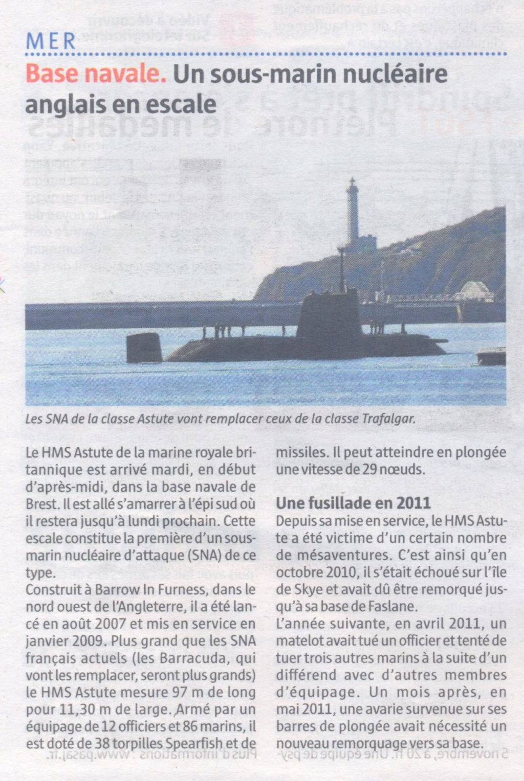 [Les ports militaires de métropole] Port de BREST - TOME 3 - Page 2 Sna_an10