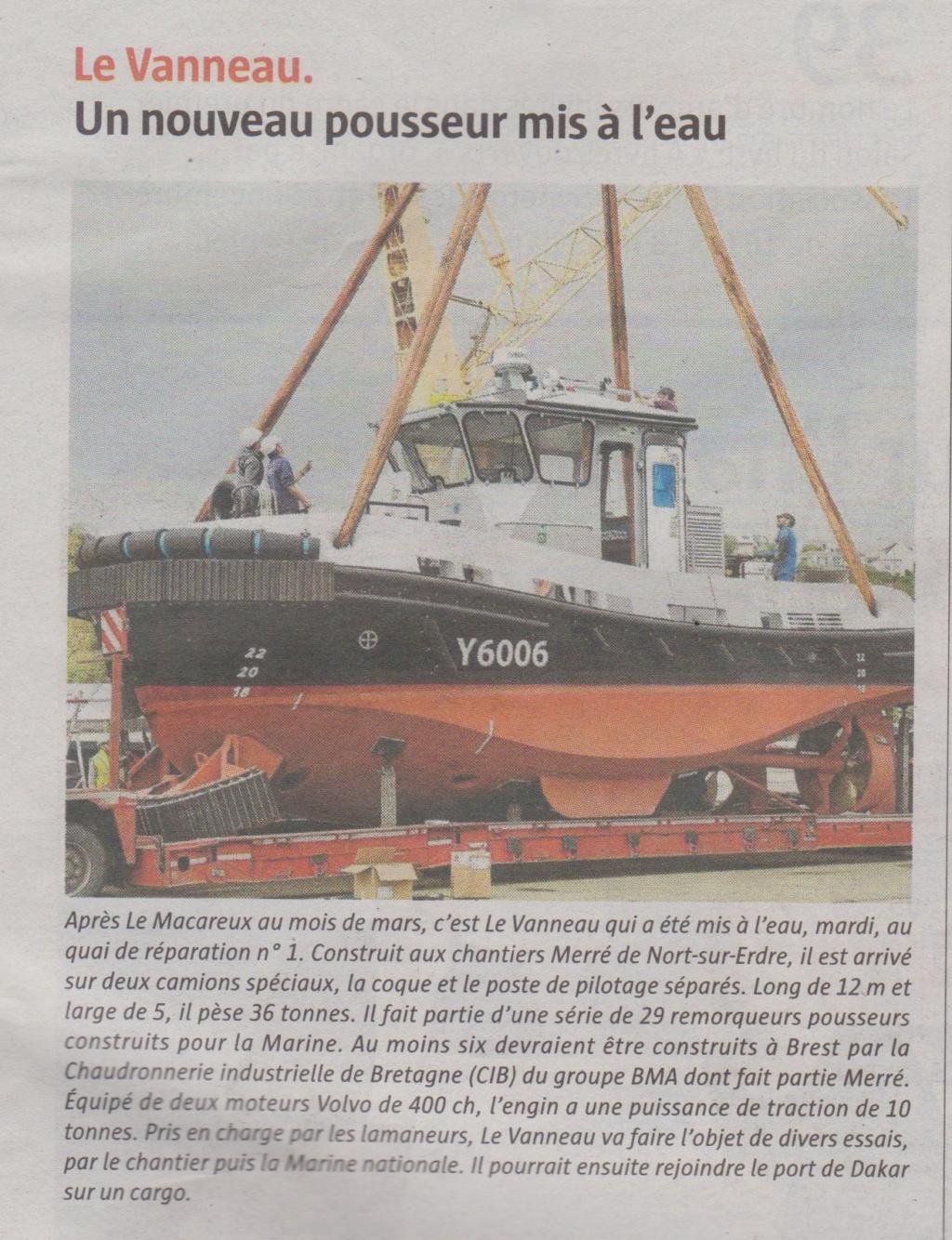 [Vie des ports] BREST Ports et rade - Volume 001 Vannea10