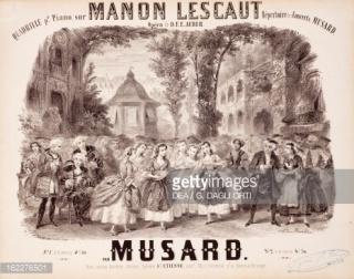 Manon Lescaut, Daniel-Fr-Esprit Auber 16227611