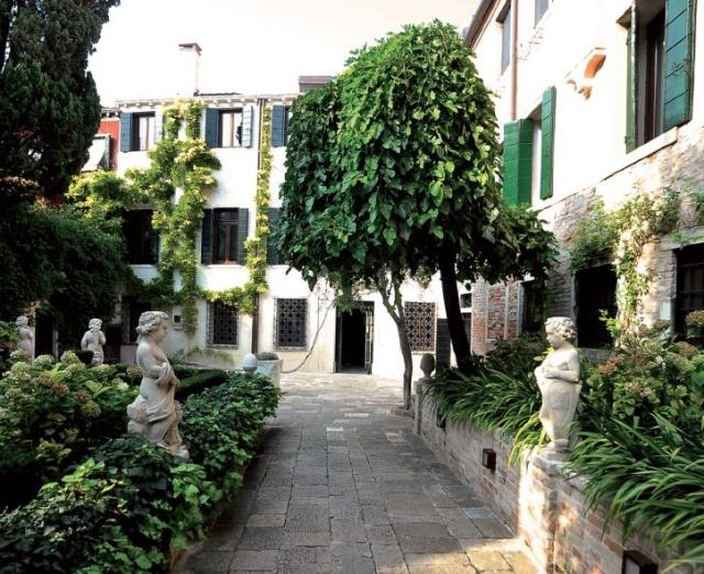 Le Palazzetto Bru Zane, Venise Jardin10
