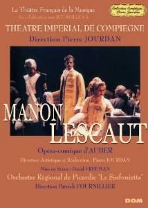 Manon Lescaut, Daniel-Fr-Esprit Auber Tylych11