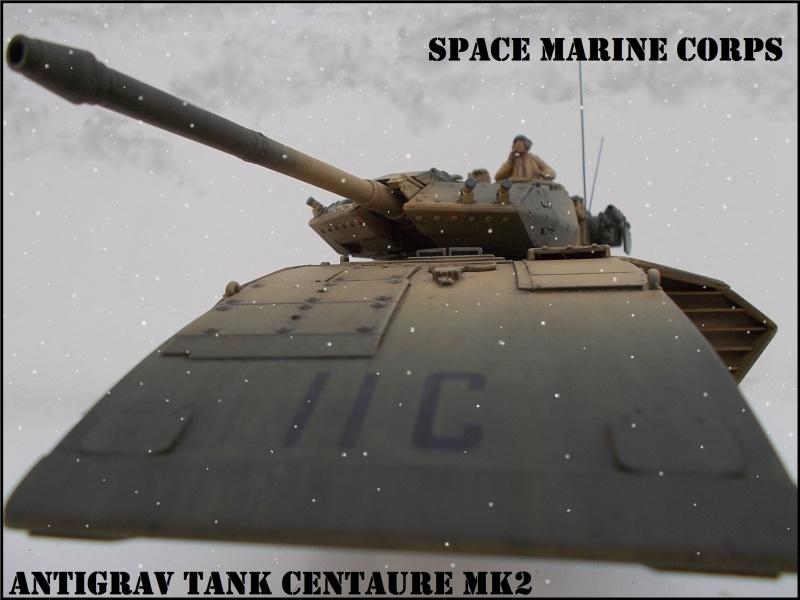 ANTIGRAV TANK CENTAURE MK II. Dscn2110
