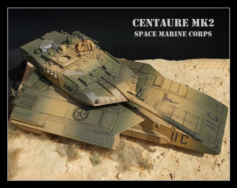 ANTIGRAV TANK CENTAURE MK II. Dscn3211