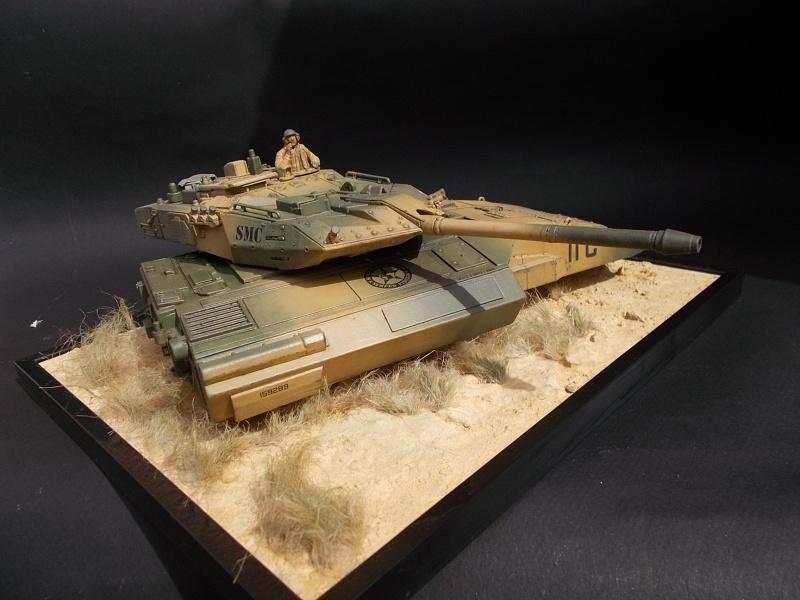 ANTIGRAV TANK CENTAURE MK II. Dscn3220