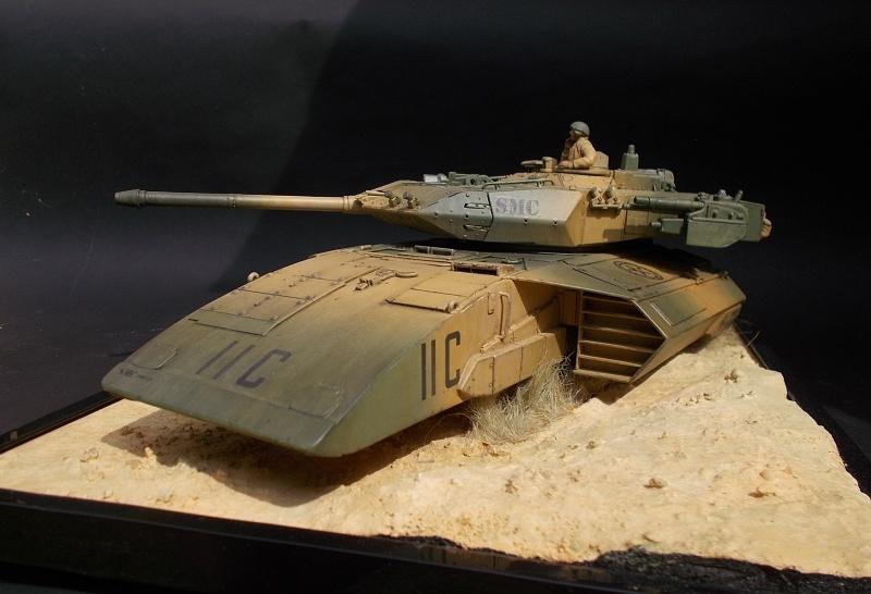 ANTIGRAV TANK CENTAURE MK II. Dscn3228