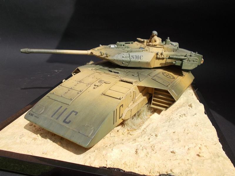 ANTIGRAV TANK CENTAURE MK II. Dscn3232