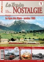 Revue Le Train Nostalgie - Un petit nouveau ? Couver10
