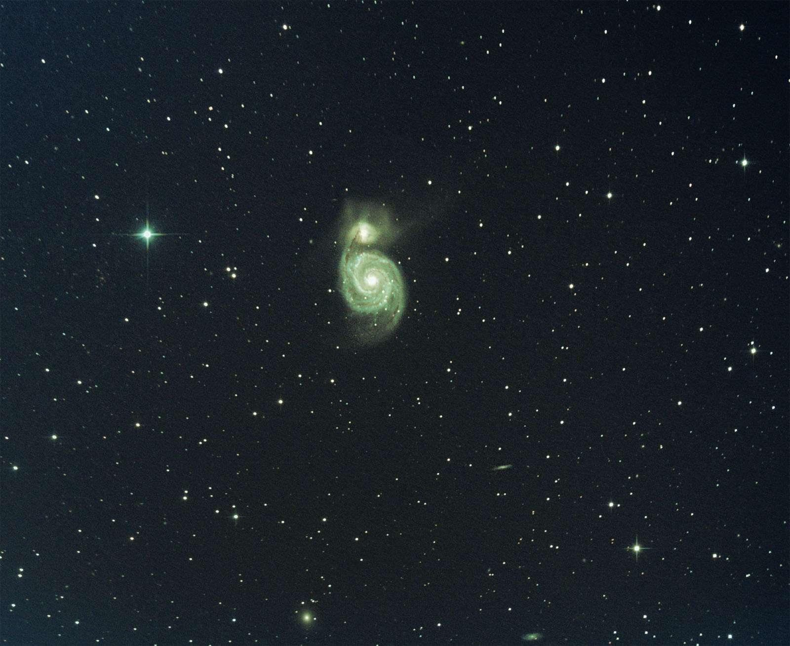 Observation du 6 Mai 2016  M51-tr10