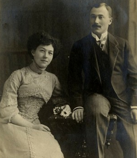 L'une des premières lettres du Titanic vendue aux enchères Ti10