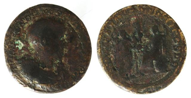 GORDIEN III  Medail10