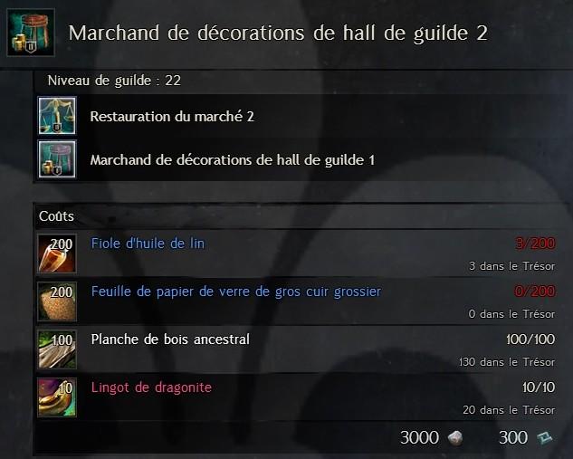 Marchand de décorations de hall de guilde 2 Gw06810