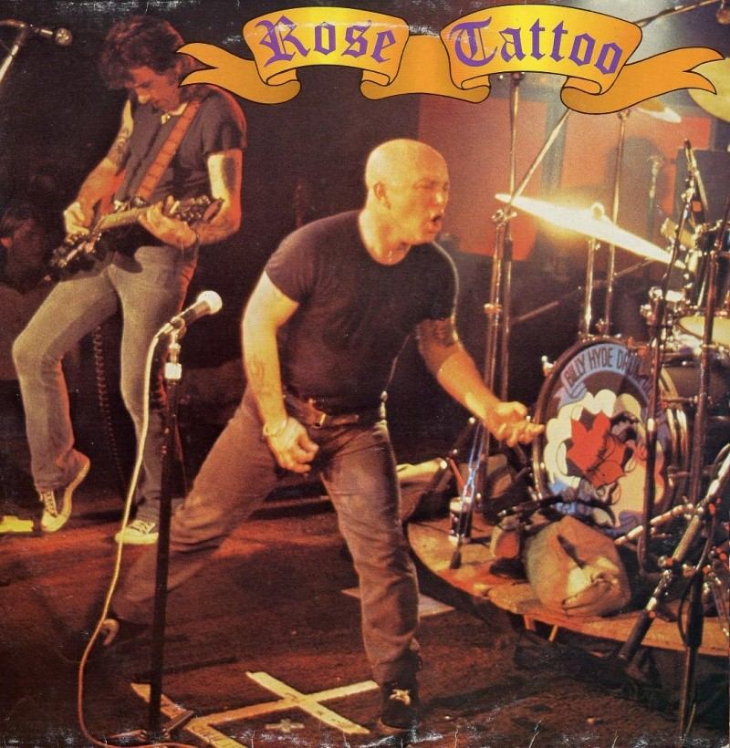 Rose Tattoo - Hard Rock Australien 1978_r10