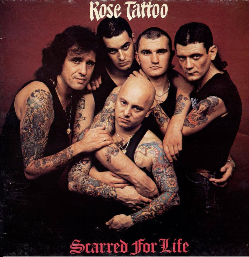 Rose Tattoo - Hard Rock Australien 1982_s10