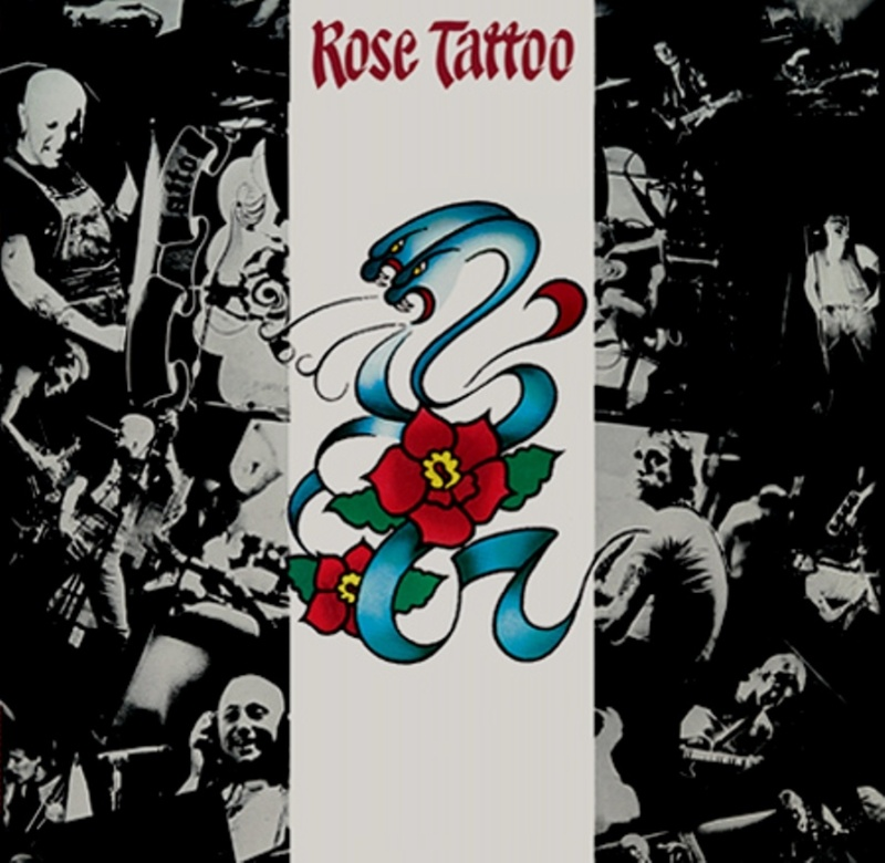 Rose Tattoo - Hard Rock Australien Rose-t10
