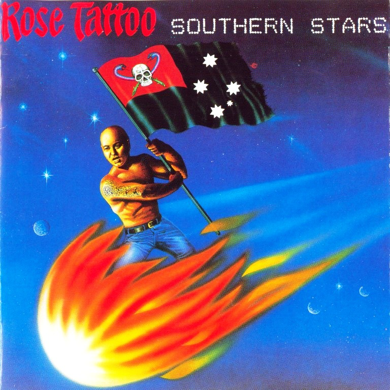 Rose Tattoo - Hard Rock Australien Southe10
