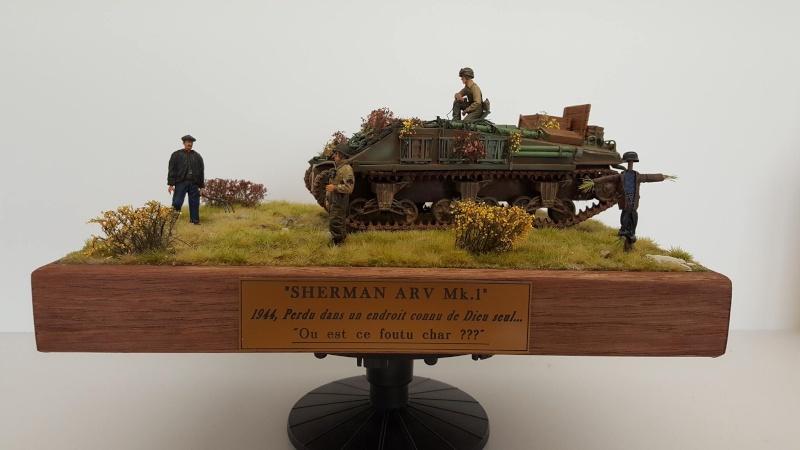 Sherman - Sherman ARV MK.1  (Terminé!!!) - Page 3 10644210