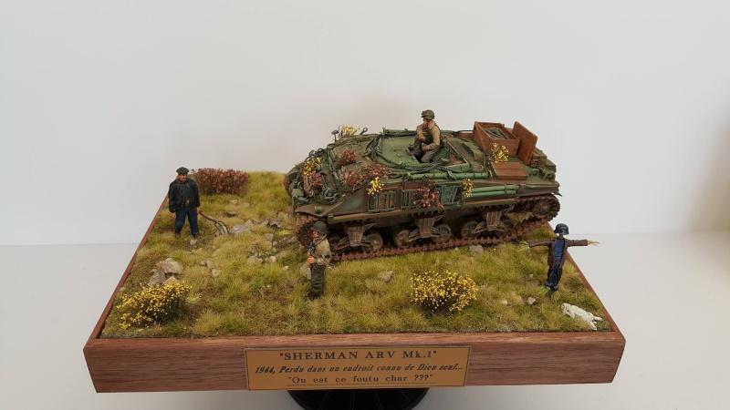 Sherman - Sherman ARV MK.1  (Terminé!!!) - Page 3 12888510