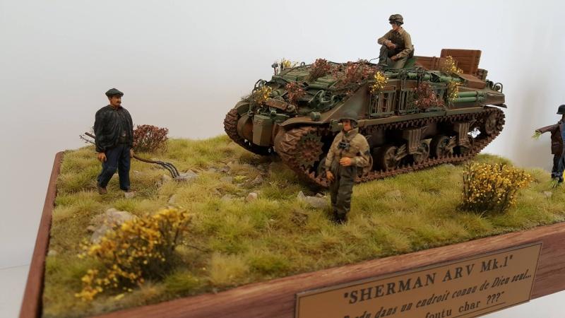 Sherman - Sherman ARV MK.1  (Terminé!!!) - Page 3 12898210