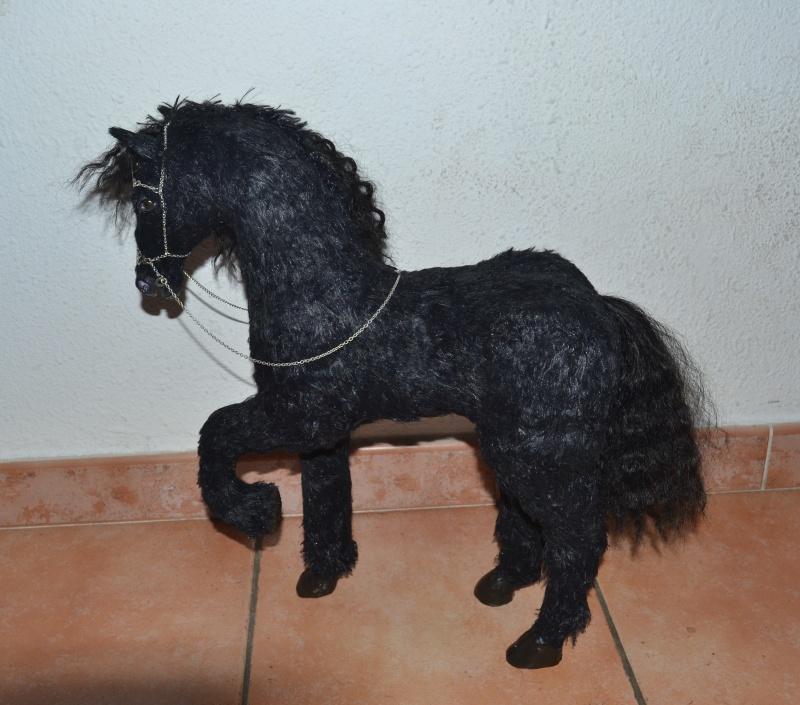 Cheval licorne MAJ 25/10 :cheval brun preview ldoll  00115