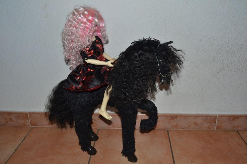 Cheval licorne MAJ 25/10 :cheval brun preview ldoll  00514