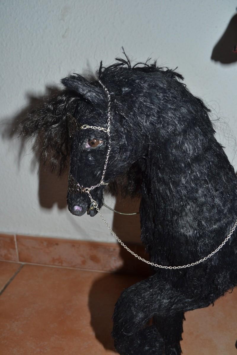 Cheval licorne MAJ 25/10 :cheval brun preview ldoll  01012