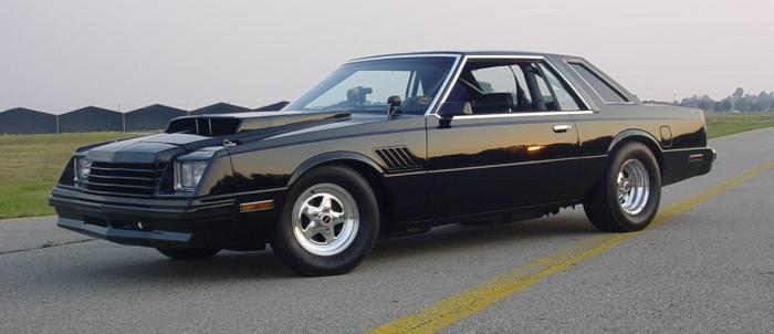 Dodge Mirada Bubba110