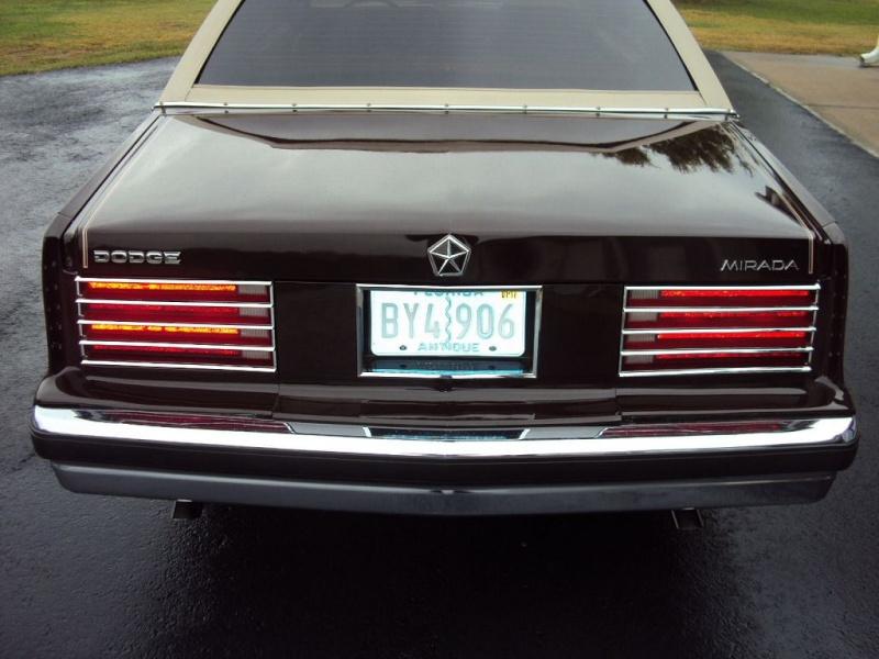 Dodge Mirada Dodge-13