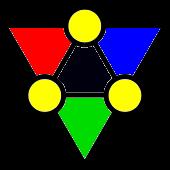 Rokade : les cinq de Rokade Symbol11
