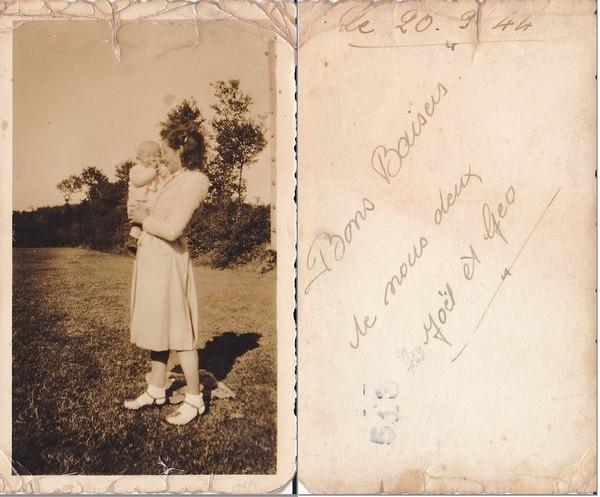 Il y a 71 ans, souvenir d'un jeune engagé Moi10