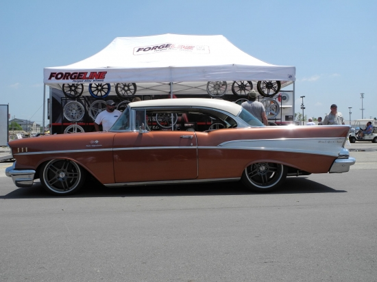 #40: Chevy Bel Air '57 petit up du 17/06 :jantes - Page 3 Custom11