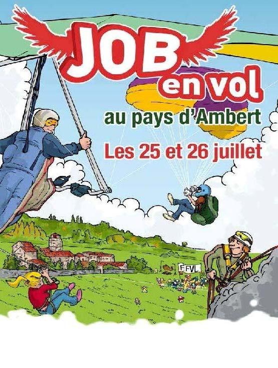 JOB EN VOL les 25 et 26 Juillet Progra13