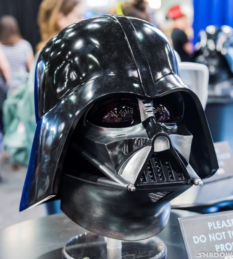eFx - Star Wars Episode IV Darth Vader Helmet Cast Replica Efx210