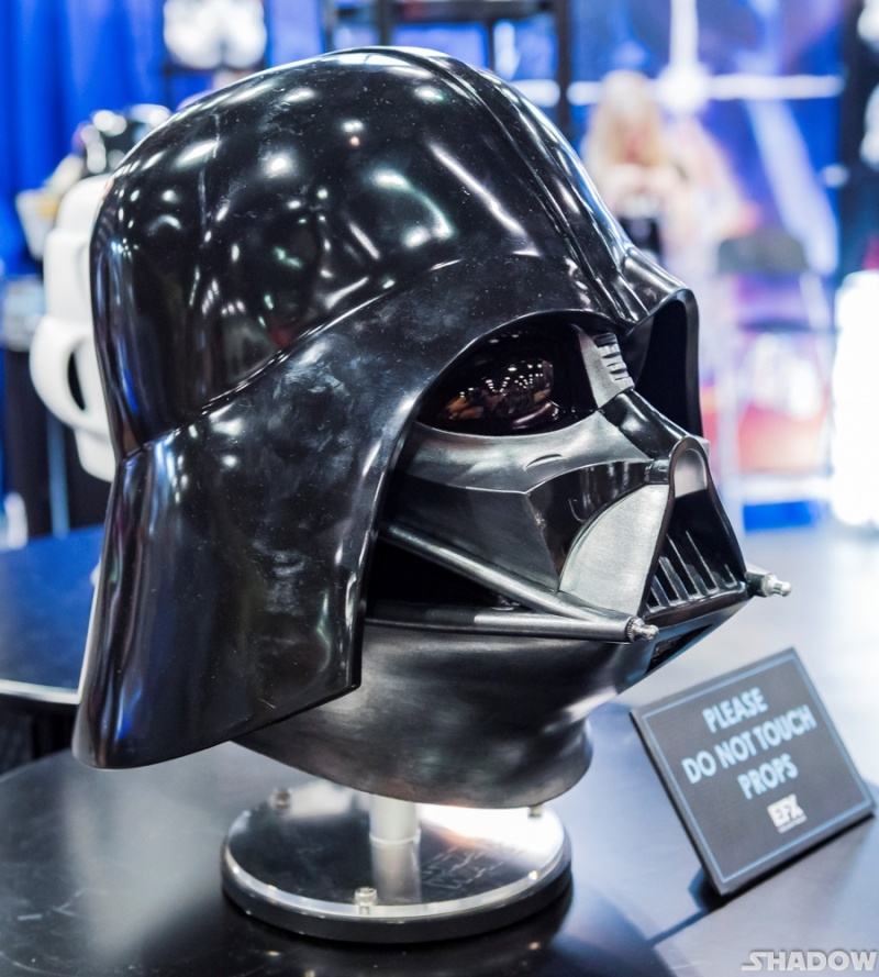 eFx - Star Wars Episode IV Darth Vader Helmet Cast Replica Efx410