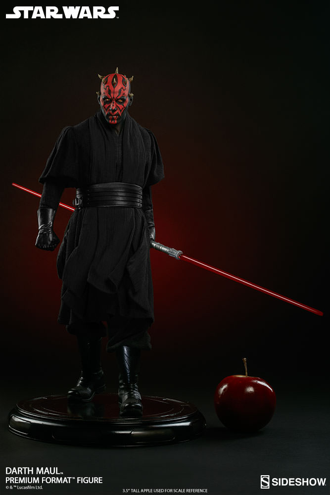 Sideshow Collectibles - Darth Maul Premium Format Figure Star-w14