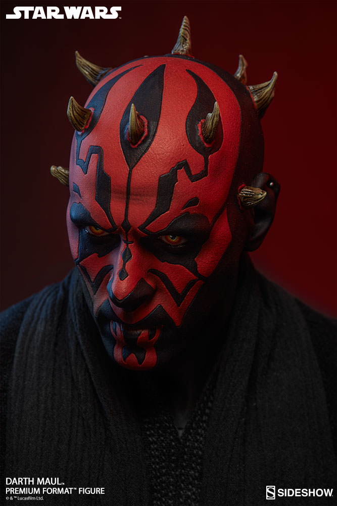 Sideshow Collectibles - Darth Maul Premium Format Figure Star-w17