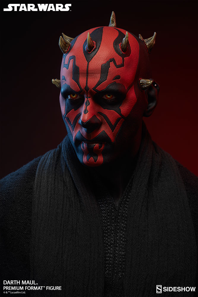 Sideshow Collectibles - Darth Maul Premium Format Figure Star-w19