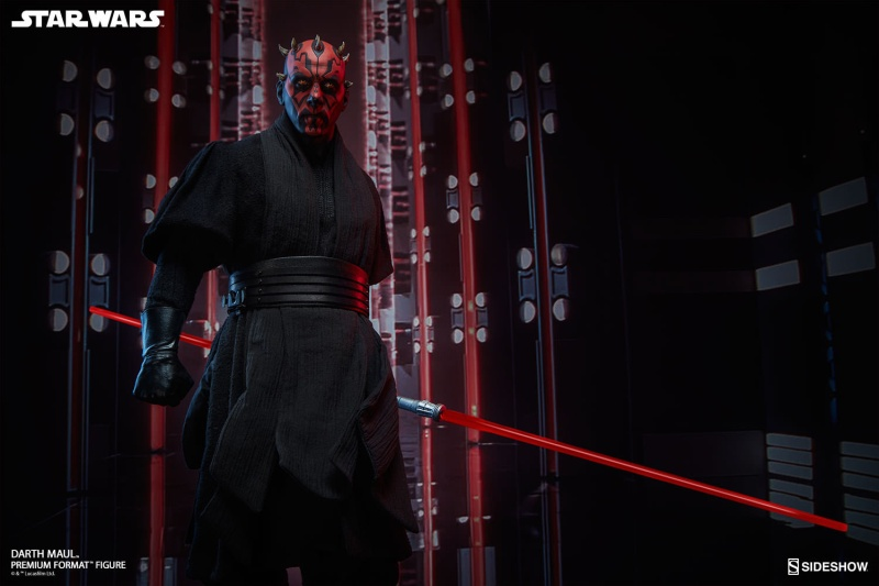 Sideshow Collectibles - Darth Maul Premium Format Figure Star-w21