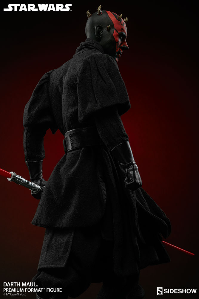 Sideshow Collectibles - Darth Maul Premium Format Figure Star-w23