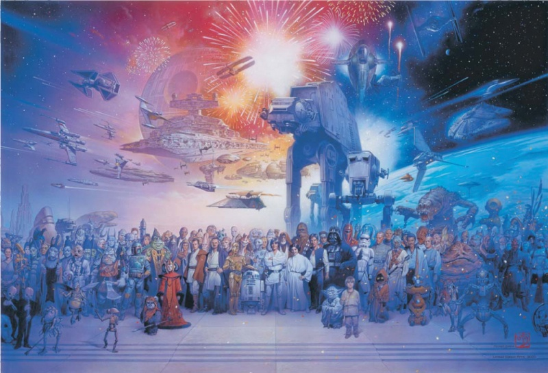 dessins et affiches star wars - Page 2 Starwa10