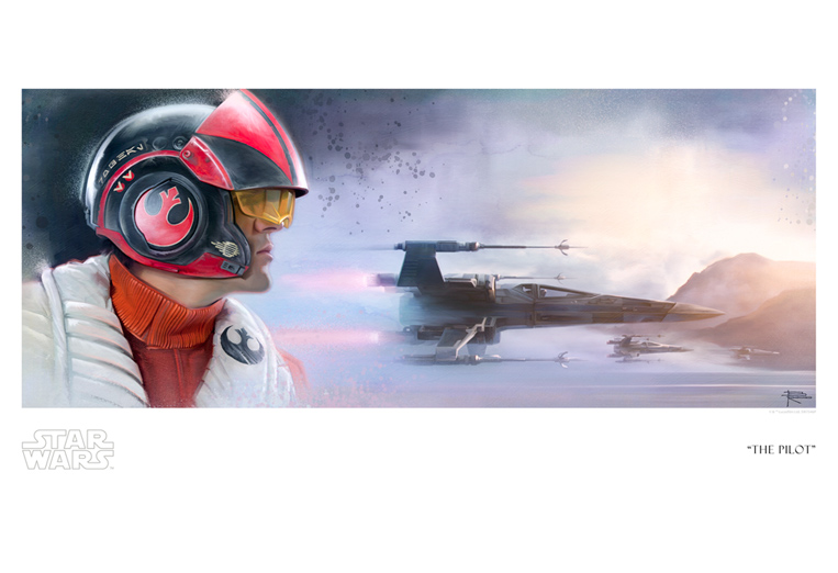 Artwork - ACME - The Pilot Sw754610