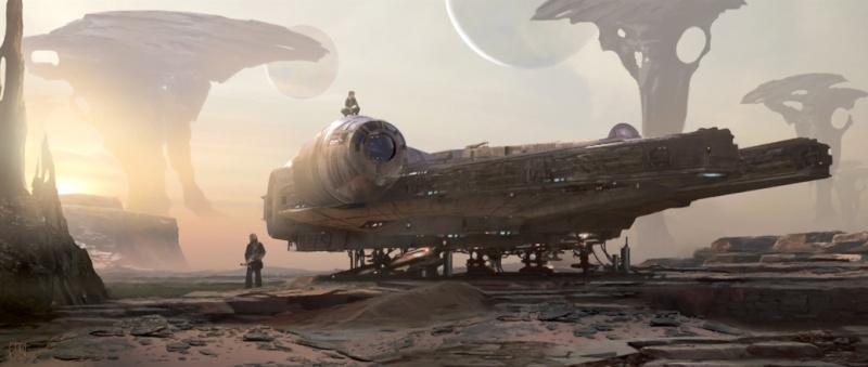Star Wars - ACME - Smugglers Rendevous Swanh410