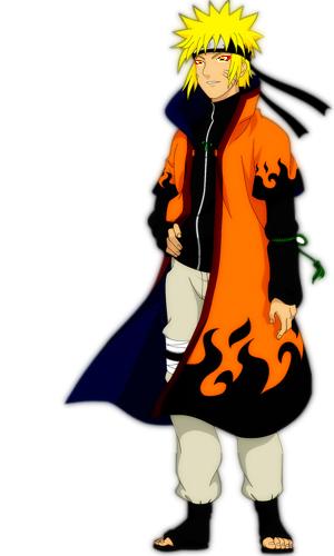 Aiolia / Naruto Hokage Render10