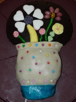 vase de fleurs Pot_de10