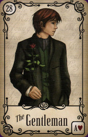 UNDER THE ROSES LENORMAND Under-12