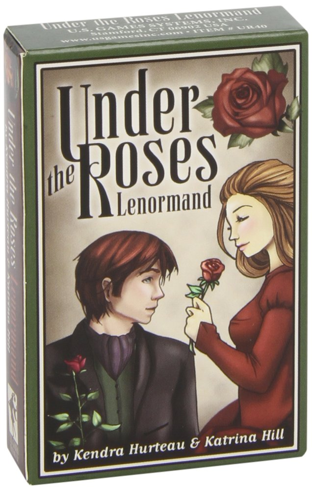 UNDER THE ROSES LENORMAND Under_11