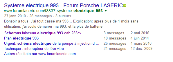 Schemas faisceau electrique 993 cab 285cv Google10