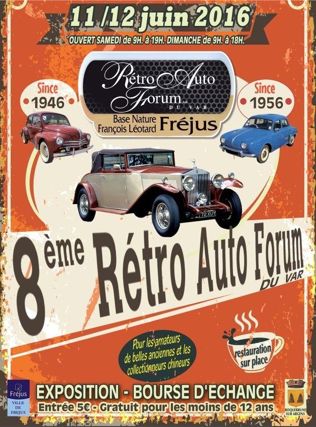 Rétro Auto Forum du Var à Fréjus - Page 3 Fryjus10